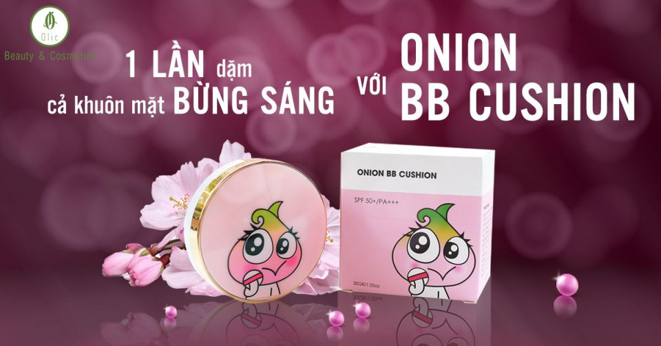 Onion BB Cushion Olic