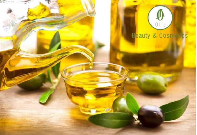 Tinh dầu Oliv trong hồng nụ hoseki