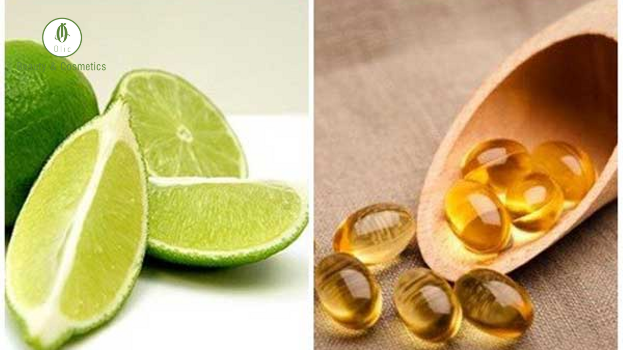 cách trị thâm nách bằng chanh và vitamin a
