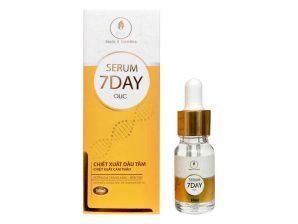 huyết thanh truyền trắng serum 7 day olic