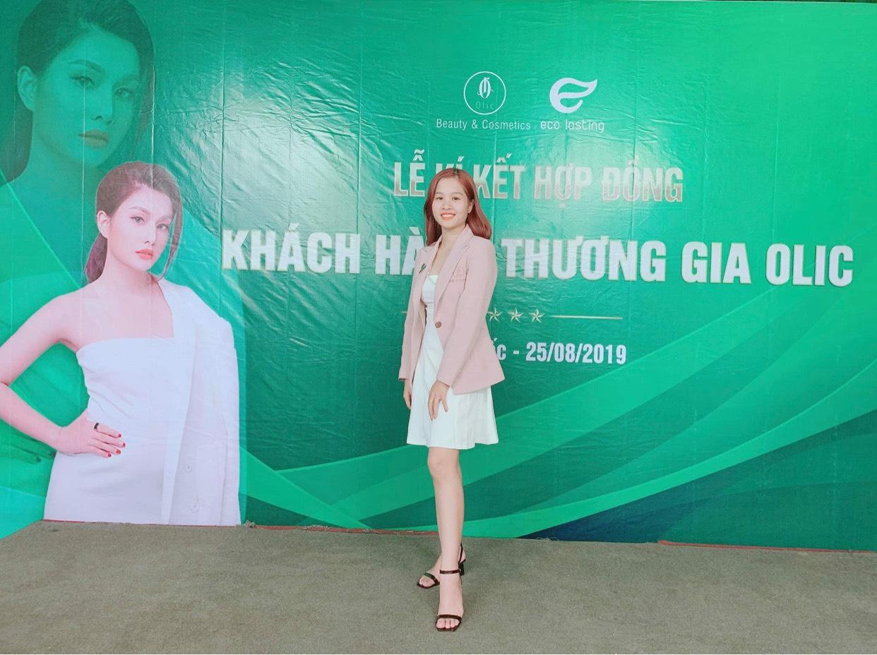 Huyền - Nữ doanh nhân 9x trẻ tậu nhà tiền tỷ nhờ kinh doanh online